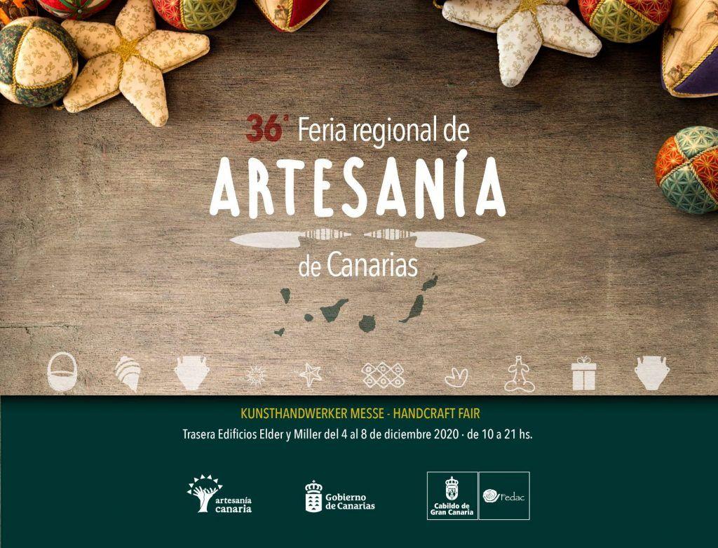 XXXVI Feria de Artesanía de Canarias